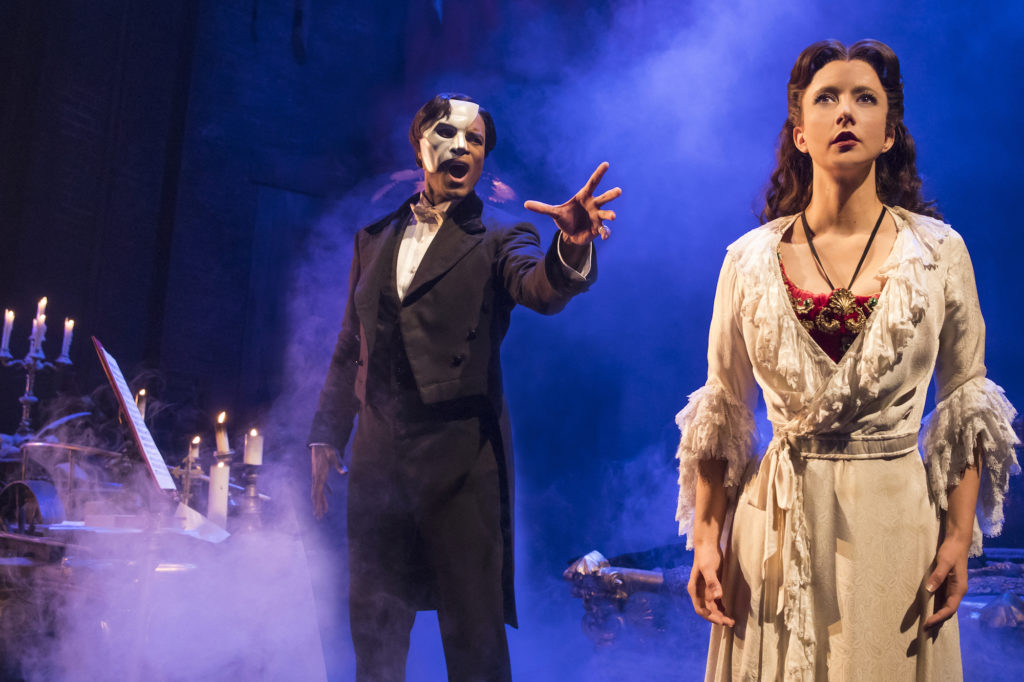 Broadway in Chicago THE PHANTOM OF THE OPERA