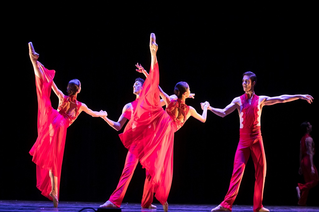 Joffrey Ballet's 7th Annual Winning Works Review – Good Energy