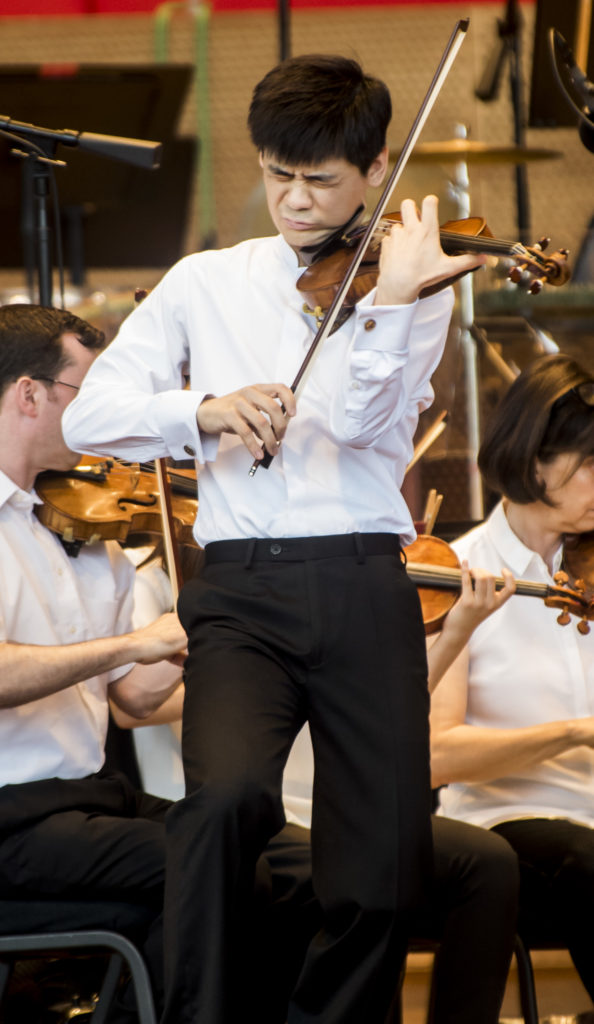 Grant Park Music Festival Presents BUNCH, SAINT-SAËNS AND COPLAND