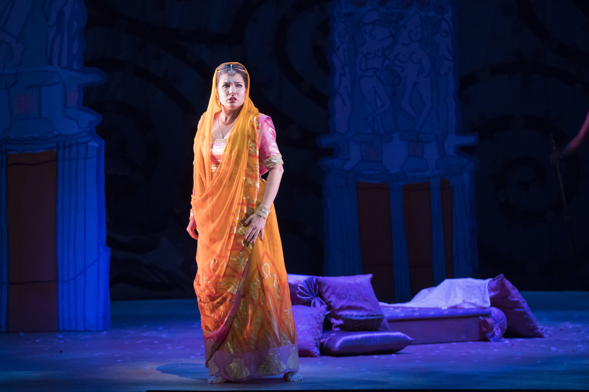 Lyric Opera of Chicago THE PEARL FISHERS