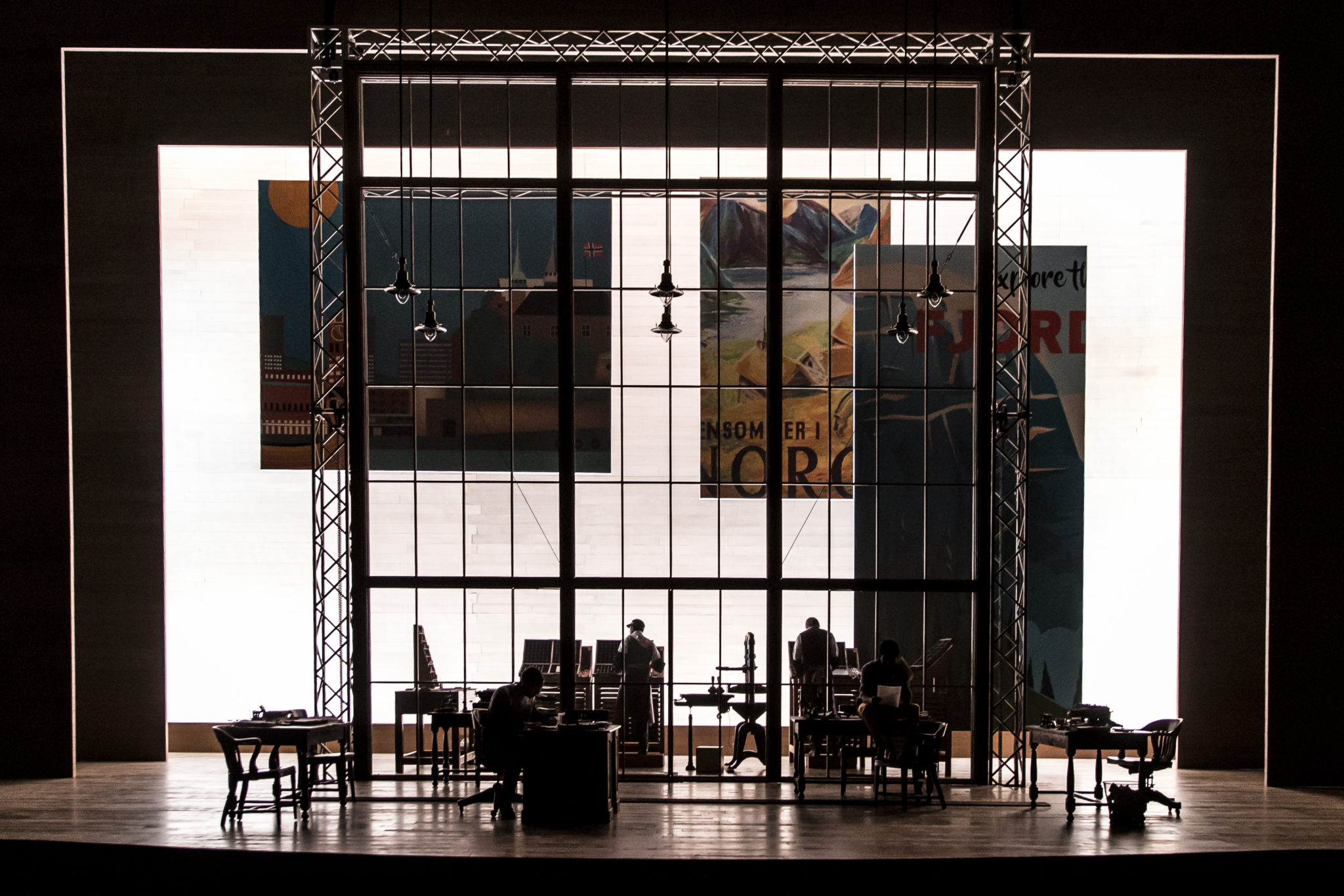 Goodman Theatre Presents AN ENEMY OF THE PEOPLE