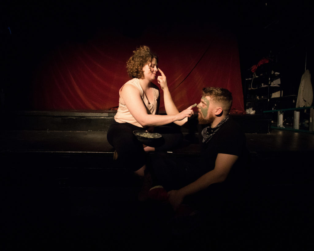 Neo-Futurists A STORY TOLD IN SEVEN FIGHTS