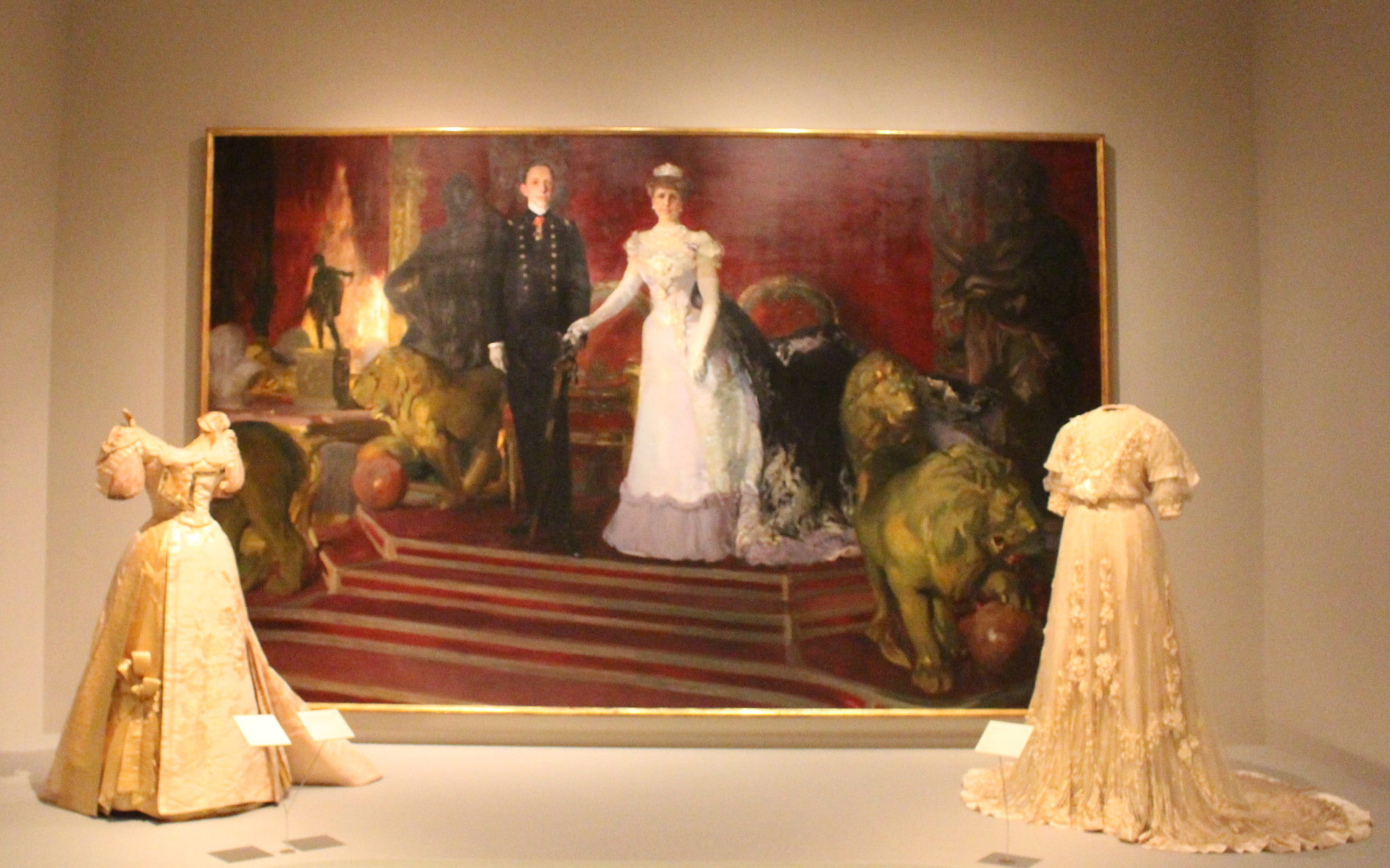 Thyssen-Bornemisza Museum Sorolla and Fashion