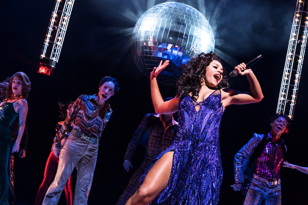 Lunt-Fontanne Theatre SUMMER: THE DONNA SUMMER MUSICAL