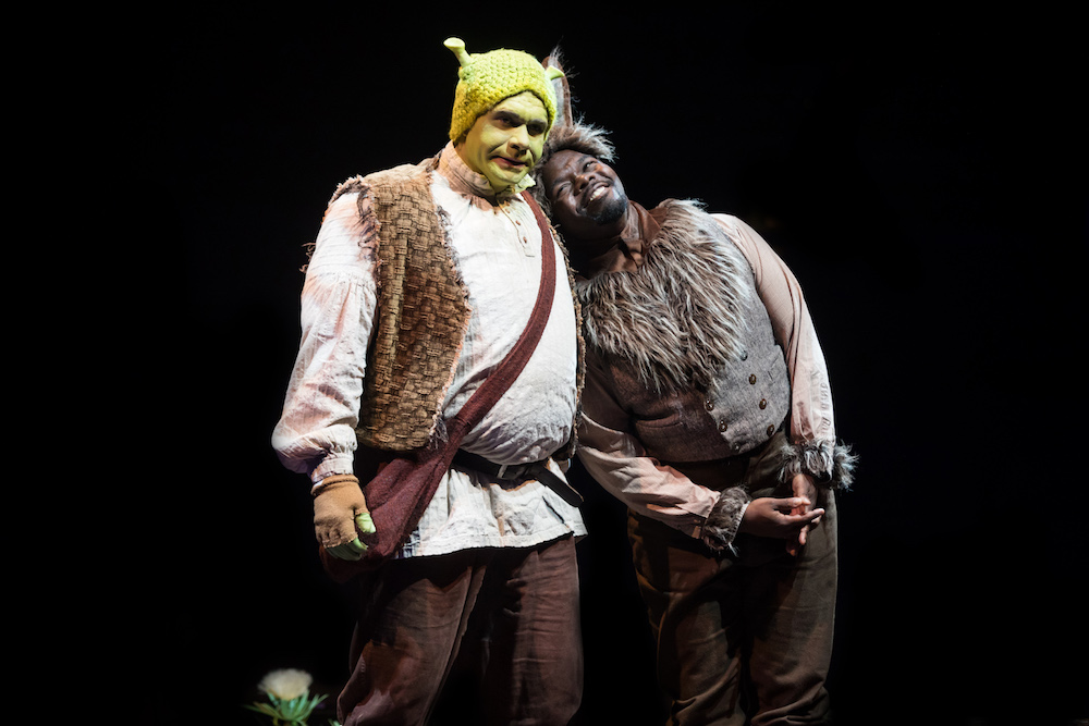 Marriott Theatre for Young Audiences SHREK: THE MUSICAL
