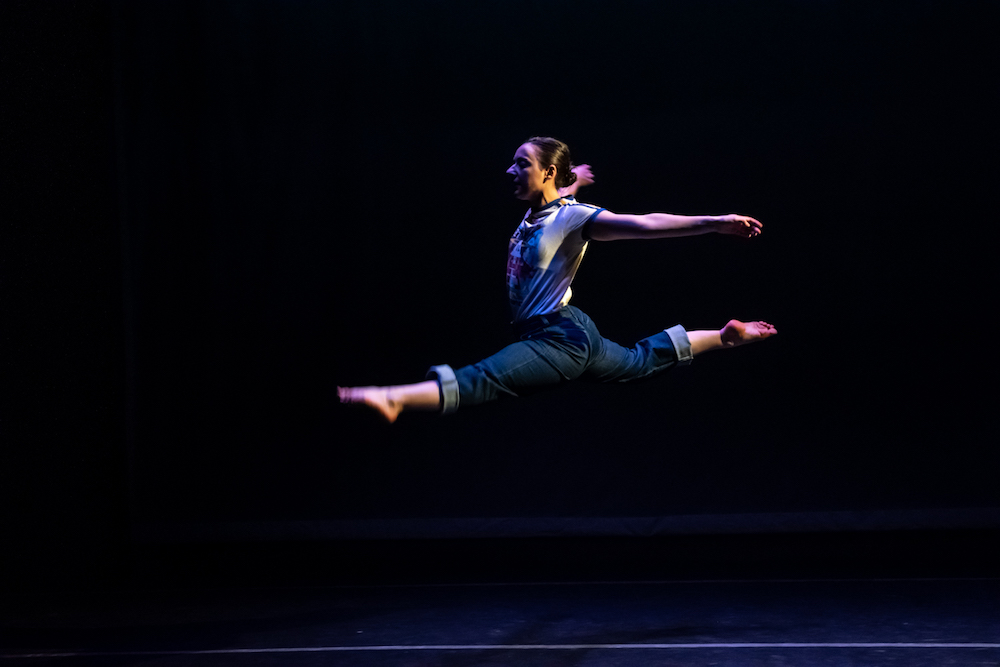 Project Bound Dance and Esoteric Dance Project SEPARATE THOUGHTS, SHARED SPACES