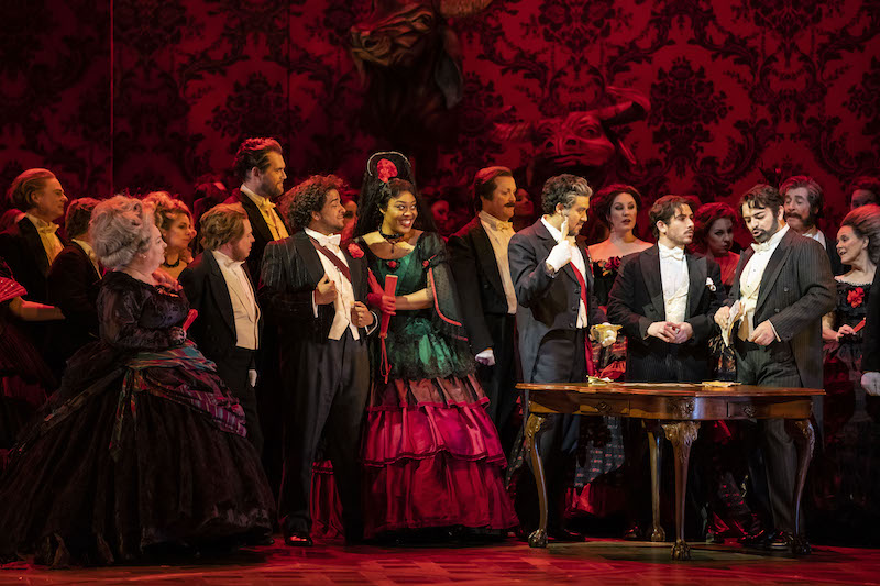 Lyric Opera LA TRAVIATA