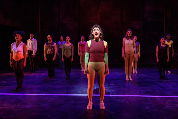 Porchlight Music Theatre A CHORUS LINE