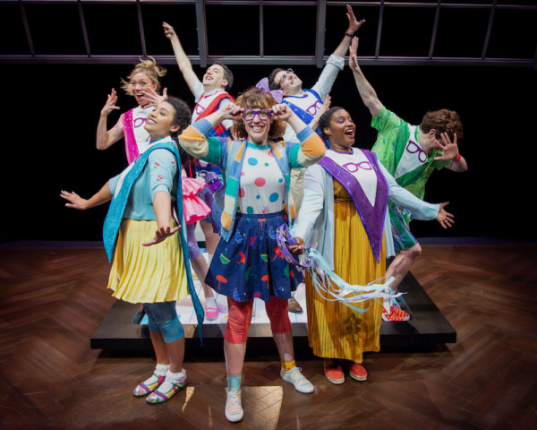 Marriott Theater JUNIE B. JONES, THE MUSICAL