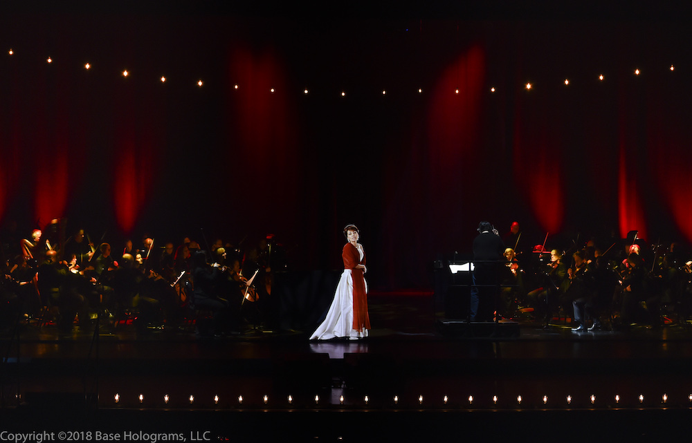 Lyric Opera Hosts Callas in Concert: The Hologram Tour