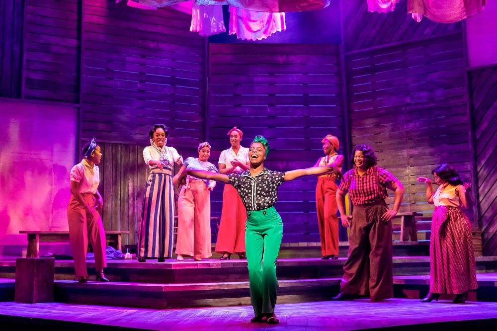 Drury Lane Theatre THE COLOR PURPLE