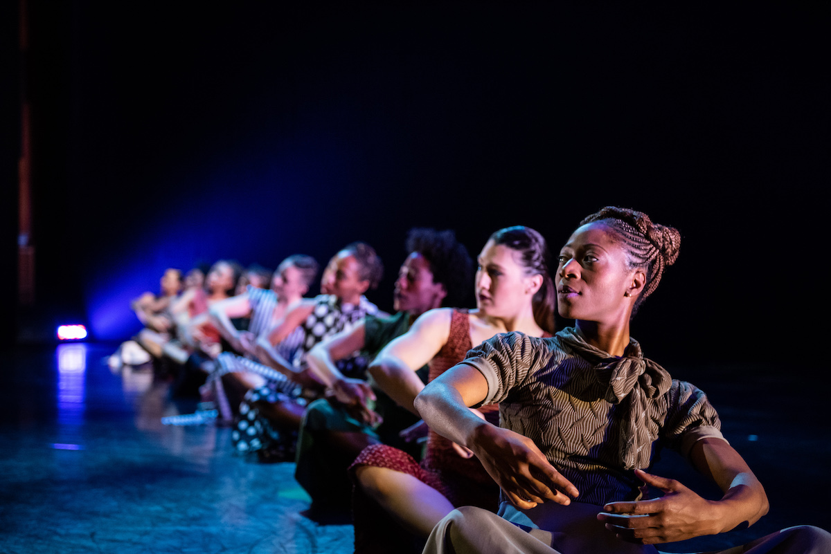 Deeply Rooted Dance Theater REAFFIRMED/REIMAGINED