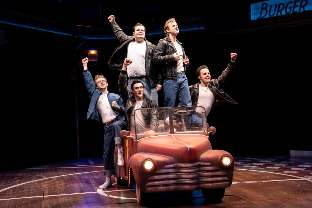 Marriot Theatre GREASE: