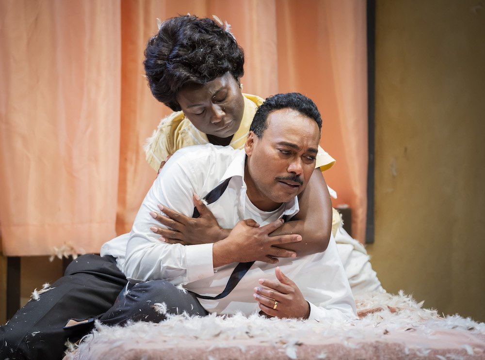 American Players Theatre THE MOUNTAINTOP